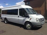 Ford Transit 100 17 Seater Minibus 42000 MILES