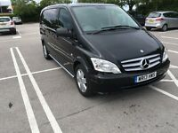 Mercedes Benz Vito 116CDI Sport Panel Van (2013) 116 Compact Mercedes Warranty