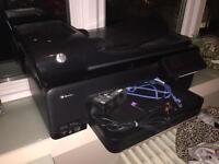 Hp printer fax scanner wifi