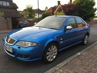 2004 ROVER 45 CONNOISSEUR TD 113, 2.0 DIESEL, NEW CAMBELT, FULL SERVICE HISTORY (11 SERVICES)