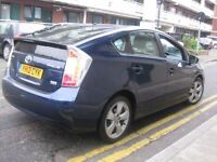 TOYOTA PRIUS NEW SHAPE 2012 UK CAR ** LESS THAN 5 YEARS OLD ** PCO UBER ACCEPTED ** 5 DOOR HATCHBACK