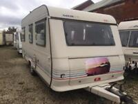 4 BERTH ADRIA FULL AWNING WITH END BEDROOM WE CAN DELIVER
