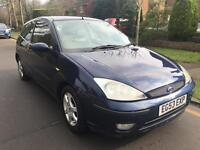FORD FOCUS INK 2004 1.6 FULLY LOADED LEATHER HEATED SEATS LONG MOT BARGAIN