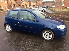 2004 FIAT PUNTO ACTIVE SPORT 1.2 ONLY 71,000 MILES! FULL SERVICE HISTORY!