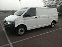vw transporter !!!!low mileage 8600£