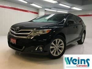 2015 Toyota Venza XLE , Leather , Roof , FWD