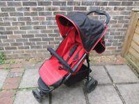 Red Kite pushchair/ stroller