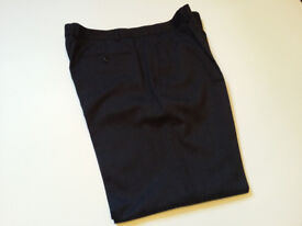 MENS GREY TROUSERS SIZE UK 40