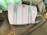 Antler Pink Weekender Bag