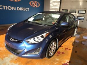 2016 Hyundai Elantra L+ AC/ BLUETOOTH/ POWER GROUP!