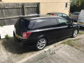 Vauxhall AstraVan sportive SE