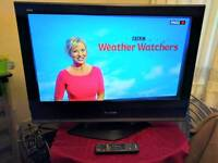 """Panasonic 32"""" 32 Inch TV with built-in Freeview - Can deliver locally"""
