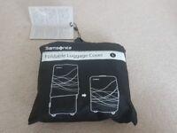 New Samsonite luggage cover size L