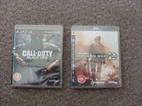 2 PS3 Games