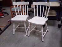 Two beautiful chairs