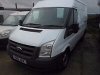 FORD Transit 85 T280m 2.2Turbo Diesel FWD, SWB Semi High Top, Service History, 1 Owner from New