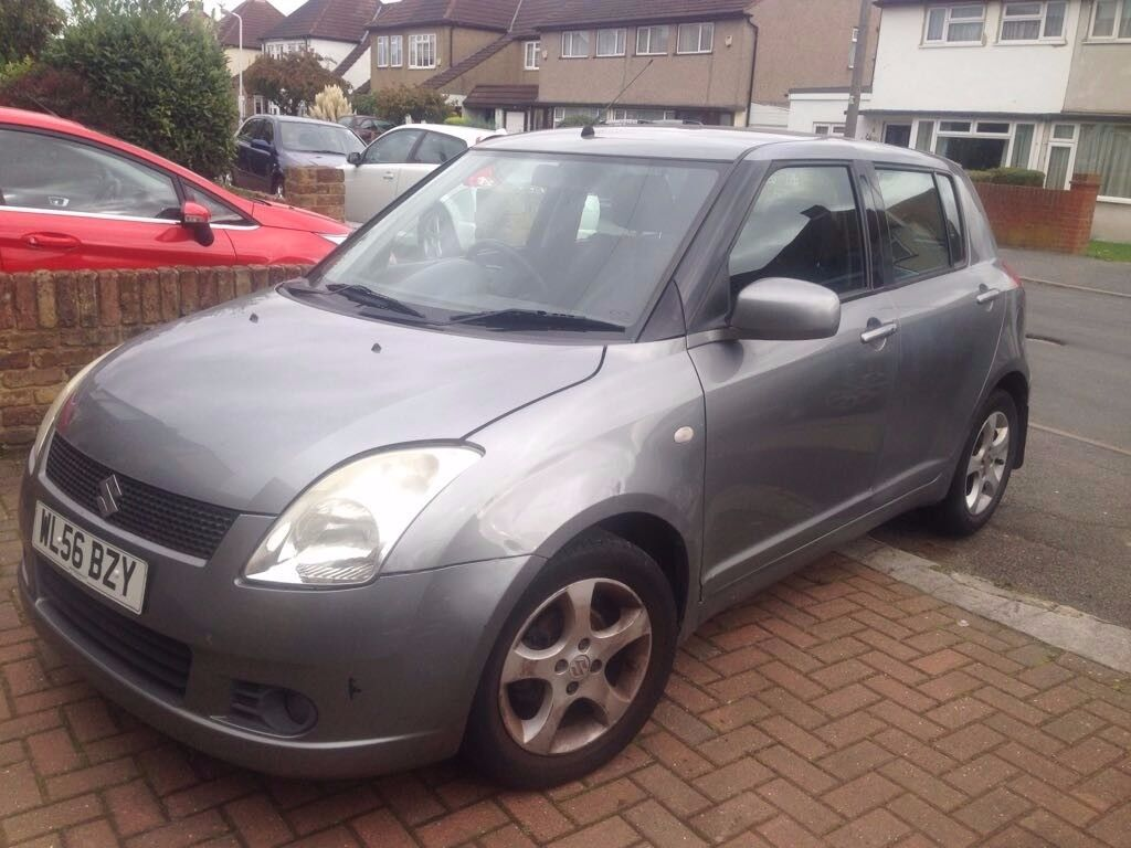 Suzuki SWIFT 2006 Grey