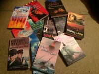 Michael Mopurgo 8 piece box set with an additional 5 books