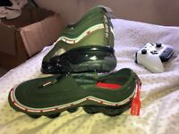 Nike air max 97's vapour max undefeated
