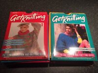 'Get Knitting' Collection by Marshall Cavendish