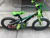 Kids 16 inch Ben 10 Bike
