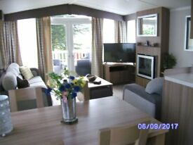 REDUCED FOR QUICK SALE. Static Caravan /Holiday Home, Par Beach, Cornwall.