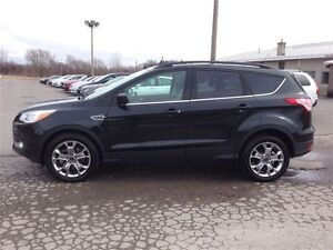 2015 Ford Escape SE - LOADED - LEATHER - MOON - NAVIGATION