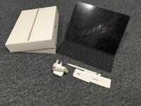 iPad Pro 1st gen 12.9 inch WIFI only 128GB space grey with keyboard and Apple pen