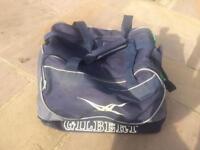 Gilbert rugby kit bag