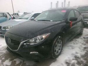 2014 Mazda MAZDA3 AUTO!!! FULLY LOADED!!! SKYACTIV!!!