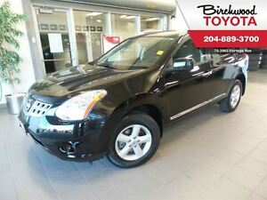 2013 Nissan Rogue S AWD SPECIAL EDITION w/MOONROOF