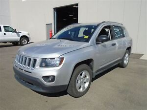 2014 Jeep Compass Sport  Cruise Control  Manual Trans.