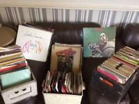 RECORD COLLECTION LP AND SINGLES £250 ONO