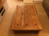 Coffee Table (wooden) for sale - £100
