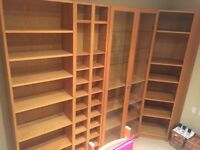 STORAGE & SHELVING UNITS