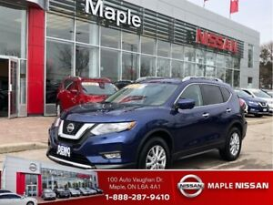 2018 Nissan Rogue |DEMO SALE|Blind Spot|E. Brake|NAVI|Pano-Roof|