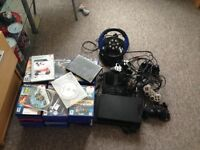 Sold Ps2 good condition 95 games 4 control pults lots extras can see in pics 50