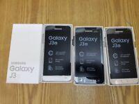 New Samsung GALAXY J3 6 8GB 2016 Unlocked DUOS PHONE