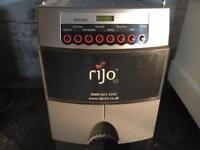 Nice clean rijo 42 coffee machine
