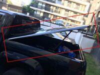 Volkswagen Amarok Hard Tonneau Cover Black (EGR 1 Piece)