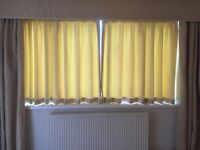 Range of Curtains and Blinds
