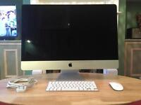 "Apple iMac core i5 3.2 27"" late 2013"