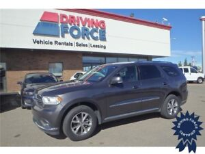 2016 Dodge Durango Limited 6 Passenger, Keyless Start, Leather
