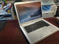 Dell Inspiron 1501 Laptop, AMD, 2GB RAM, 80GB HDD, 15.4 inch screen