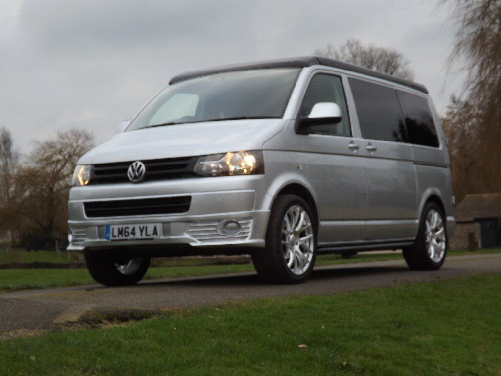 2014 volkswagen transporter t5 brand new camper van conversion with airconditioning