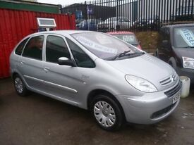 Citroen XSARA PICASSO Desire HDI,1560 cc MPV,full MOT,clean tidy car,runs and drives well,KS08SOH