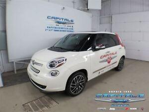 2014 Fiat 500L LOUNGE*BAS KILOMETRAGE*