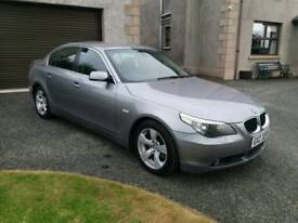 2006 BMW 520d SE, grey, E60, diesel, full MOT