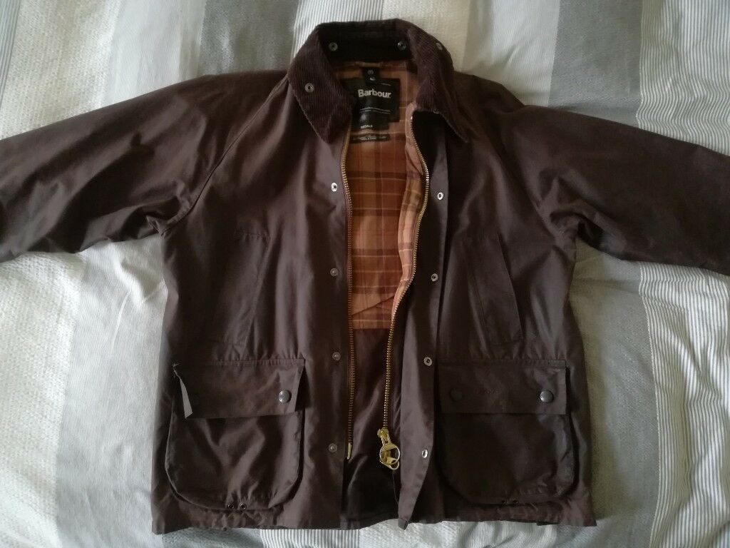 08deb53af66a Barbour Bedale wax jacket 40 inch chest