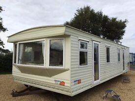 Double Glazed Static Caravan for sale in Cumbria, Cottage and Glendale, Finance Available